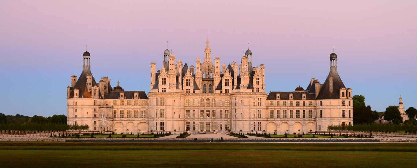 The castle of the Loire