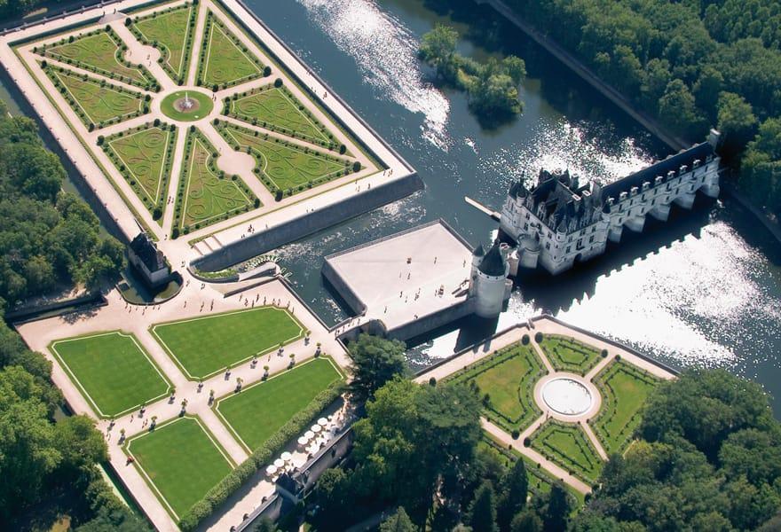 Découvrez les châteaux de la Loire